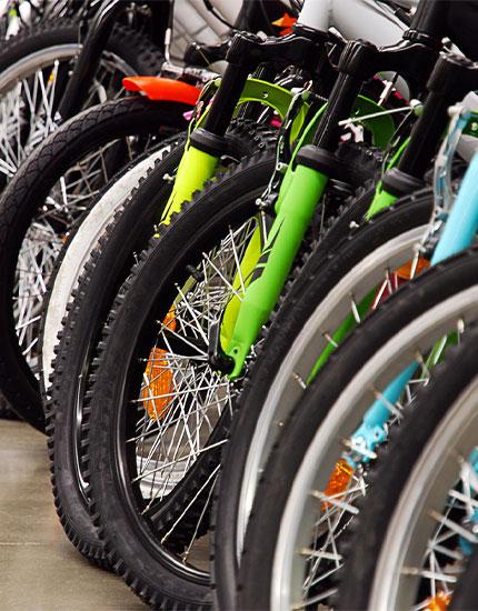 Bicycle Storage Room
